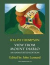 View from Mount Diablo: An Annotated Edition - Ralph Thompson, John Lennard