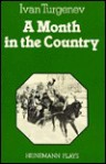 A Month in the Country - Ivan Turgenev