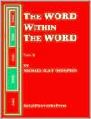 Word Within the Word Student Book 2 - Michael Clay Thompson