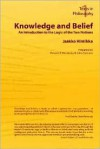 Knowledge and Belief - An Introduction to the Logic of the Two Notions - Jaakko Hintikka