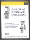 Speech and Language Processing - Daniel Jurafsky, James H. Martin