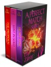 A Perfect Match Boxed Set - Lily Zante