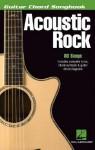 Acoustic Rock: Guitar Chord Songbook (6 Inch. X 9 Inch.) - Hal Leonard Publishing Company