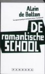 De romantische school: sex, winkelen en de roman - Alain de Botton, Maarten Poolman