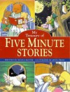 My Treasury of 5 Minute Stories - Nicola Baxter, Jenny Press