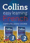 Collins Easy Learning Audio Course: Complete French (Stages 1 & 2) Box Set - Rosi McNab