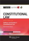 Casenotes Audio: Constitutional Law Sullivan & Gunther 17e - Casenote Legal Briefs