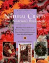 Natural Crafts from America's Backyards: Decorate Your Home With Wreaths, Arrangements, and Wall Decorations Gathered from Nature's Harvest - Ellen Spector Platt
