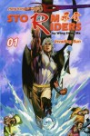 Storm Riders Invading Sun Volume 1 - Wing Shing Ma