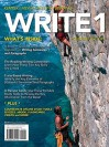 Write 1 (with Basic Writing Coursemate Printed Access Card) - Patrick Sebranek, Verne Meyer, John Van Rys