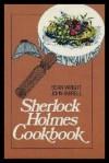 Sherlock Holmes Cookbook - Sean Wright, John Farrell