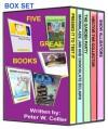 FIVE GREAT BOOK SET: Rhyming Children Stories by Peter W. Collier - Peter Collier, Simon Redekop, Paul Carrier, Alyson Evans, Amy Ting, Katie Balfe