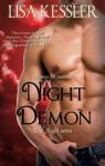Night Demon (Night Series, #2) - Lisa Kessler