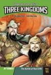 Three Kingdoms Volume 11: The Battle of Red Cliffs - Wei Dong Chen, Xiao Long Liang