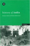 A History of India - Hermann Kulke, Dietmar Rothermund
