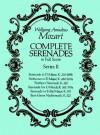 Complete Serenades in Full Score, Series II - Wolfgang Amadeus Mozart