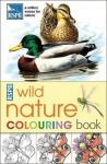 RSPB Wild Nature Colouring Book - Carol Jonas, Robin Bouttell, Ian Jackson, Sandra Pond