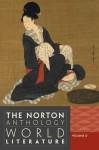 The Norton Anthology of World Literature - Martin Puchner, Suzanne Conklin Akbari, Wiebke Denecke