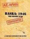 Ae-WWII Retro Sci-Fi Basra 1946 - Cassino Chris, C.L. Werner