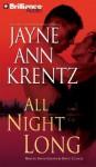 All Night Long - Jayne Ann Krentz, Kathy Garver, David Colacci