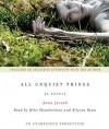All Unquiet Things (Audio) - Anna Jarzab, Allyson Ryan, Mike Chamberlain
