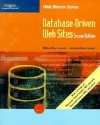 Database-Driven Web Sites [With DVD] - Mike Morrison, Michael Morrison