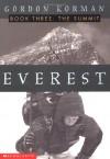 The Summit (Everest Book Three) - Gordon Korman