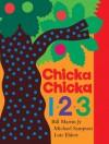Chicka Chicka 1, 2, 3: Lap Edition (Board Book) - Bill Martin Jr., Michael Sampson, Lois Ehlert