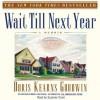 Wait Til Next Year (Audio) - Doris Kearns Goodwin, Suzanne Toren