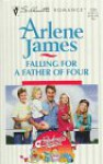 Falling For A Father Of Four - Arlene James