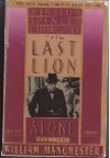 The Last Lion 2: Alone - William Raymond Manchester
