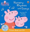 Nursery Rhymes And Songs: Picture Book And Cd - Neville Astley