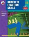 Complete Fractions Skills, Grades 5 - 6 - Frank Schaffer Publications, Frank Schaffer Publications