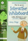 How to Use an Interactive Whiteboard Really Effectively in Your Secondary Classroom - Jenny Gage