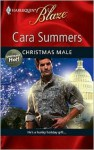 Christmas Male (Uniformly Hot! #12) (Harlequin Blaze #511) - Cara Summers