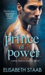 Prince of Power (Chronicles of Yavn, #2) - Elisabeth Staab