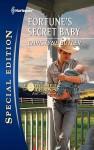 Fortune's Secret Baby - Christyne Butler