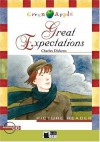 Great Expectations. Starter. Klasse 5./6. Buch Und Cd - Charles Dickens