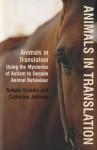 Animals in Translation - Temple Grandin