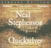 Quicksilver - Neal Stephenson