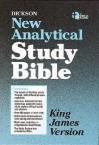 Dickson's New Analytical Study Bible - King James Version - Anonymous