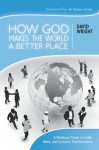 How God Makes the World a Better Place: A Wesleyan Primer on Faith, Work and Economic Transformation - David Wright, Jo Anne Lyon