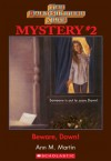 Beware, Dawn! (Baby-Sitters Club Mystery, #2) - Ann M. Martin