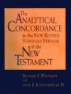 The Analytical Concordance to the New Revised Standard Version of the New Testament - Richard Whitaker