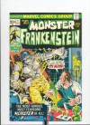 The Monster of Frakenstein # 1 (Vol. 1) - Gary Friedrich, Mike Ploog