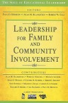Leadership for Family and Community Involvement - Paul Houston, Robert Cole, Alan Blankstein