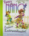 Fancy Nancy: Explorer Extraordinaire! - Jane O'Connor, Robin Preiss Glasser