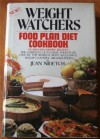 Weight Watchers' Food Plan Cookbook - Jean Nidetch