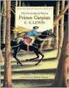 Prince Caspian (Chronicles of Narnia Series #4) - C.S. Lewis, Pauline Baynes