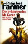 Die Irrfahrten des Mr. Green - Philip José Farmer